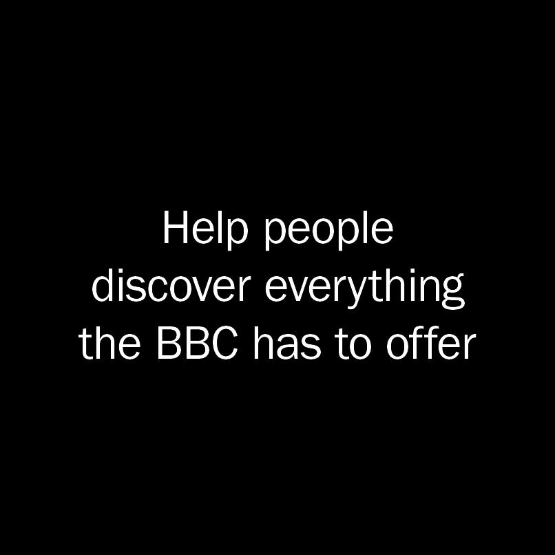 D&AD 新血奖 BBC