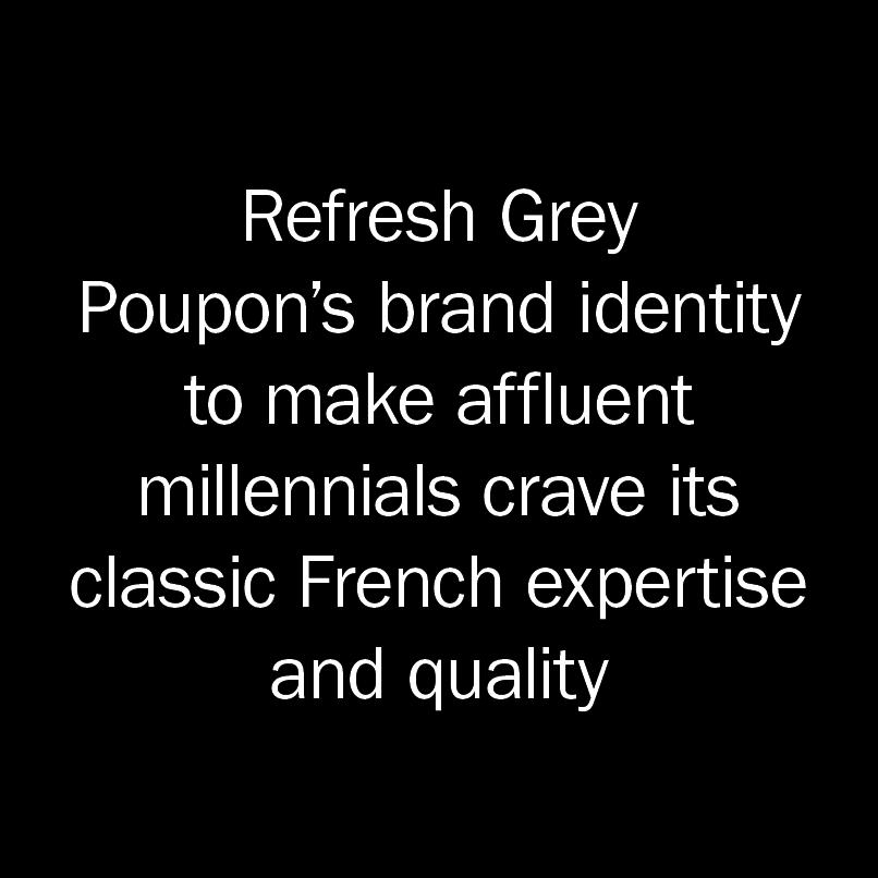 D&AD 新血奖 Grey Poupon