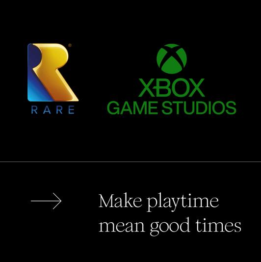 D&AD Newblood Rare x Xbox