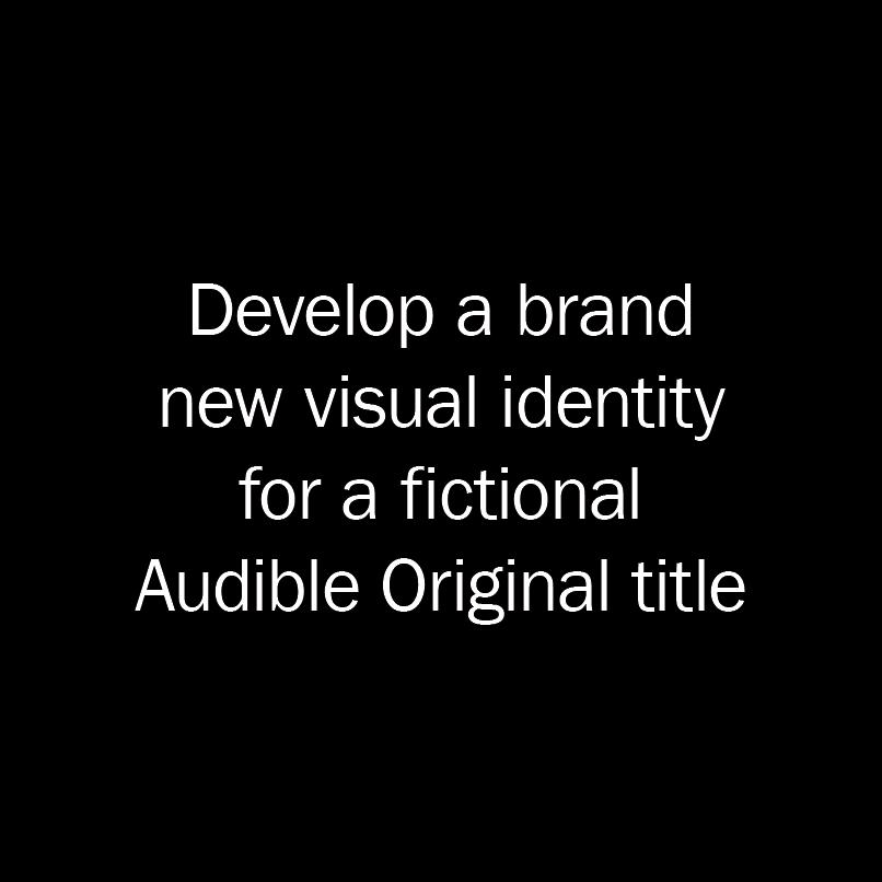 D&AD Newblood Audible