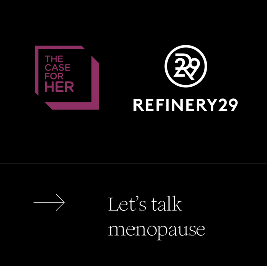 D&AD 新血奖 The case for her x Refinery 29