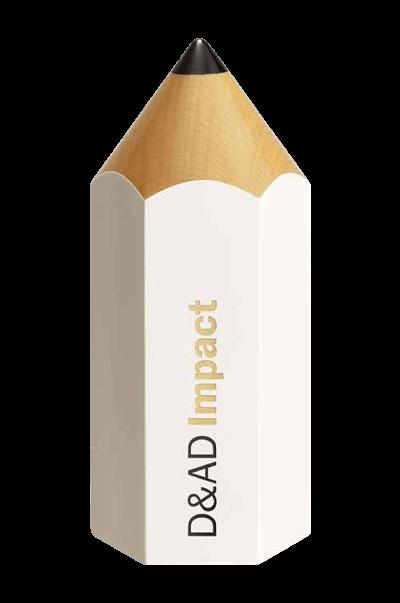 D&AD大奖white pencil