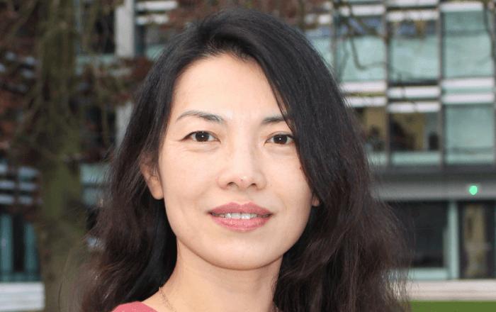 牛津布鲁克斯大学驻华国际官员Iva Yu