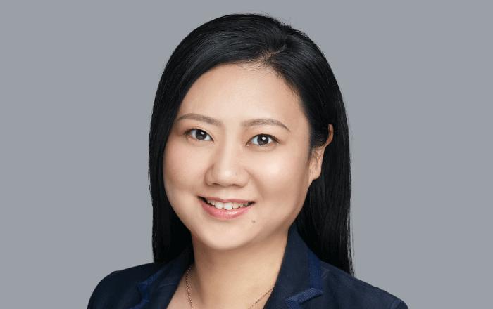 牛津布鲁克斯大学驻华国际官员Ina Fang