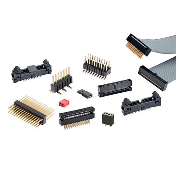 Harwin PCB连接器简介