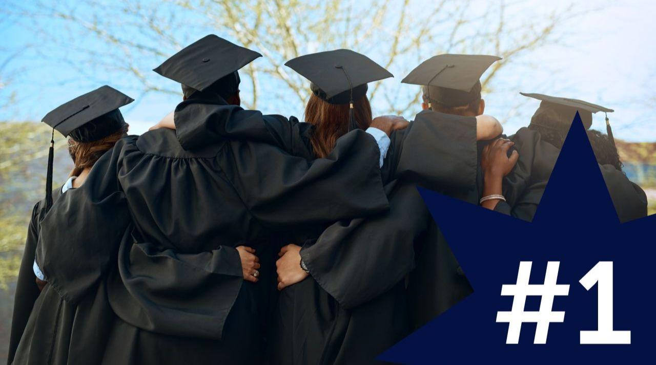 联邦大学勇夺2021好大学(Good University Guide)教学质量排名第一