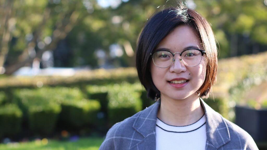 奥克兰大学学生Yueyuan
