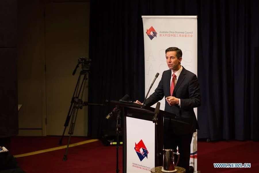 澳大利亚贸易部长