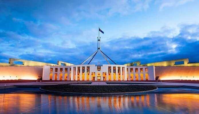 澳大利亚国会大厦
