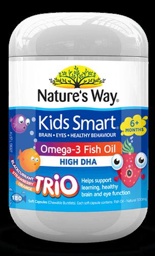 三合一鱼油爆浆咀嚼丸