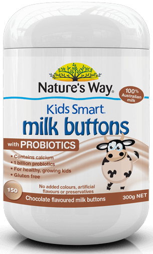 佳思敏儿童鲜奶片益生菌(巧克力味)