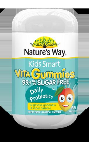 佳思敏益生菌维生素软糖