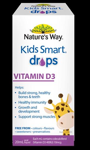 佳思敏幼儿维生素D3滴剂