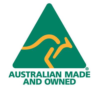 澳大利亚制造的徽标