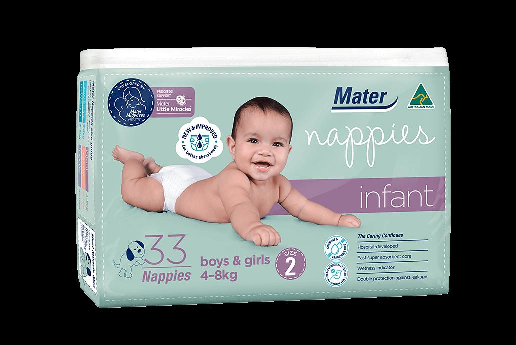 婴儿尿布尺寸2