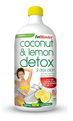 极塑柠檬排毒椰子水