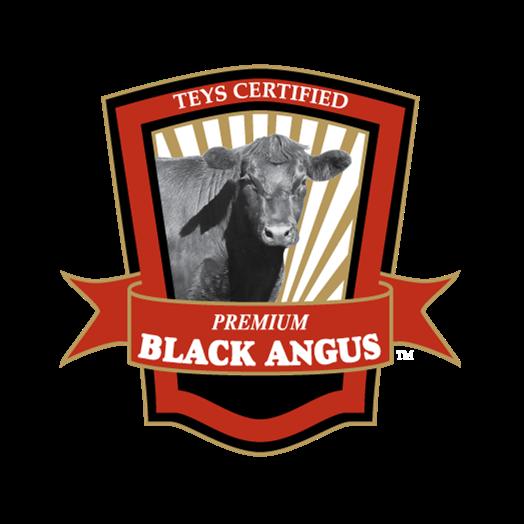 Teys认证优质黑安格斯牛