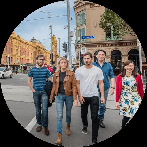 地处墨尔本,澳大利亚最佳留学城市*